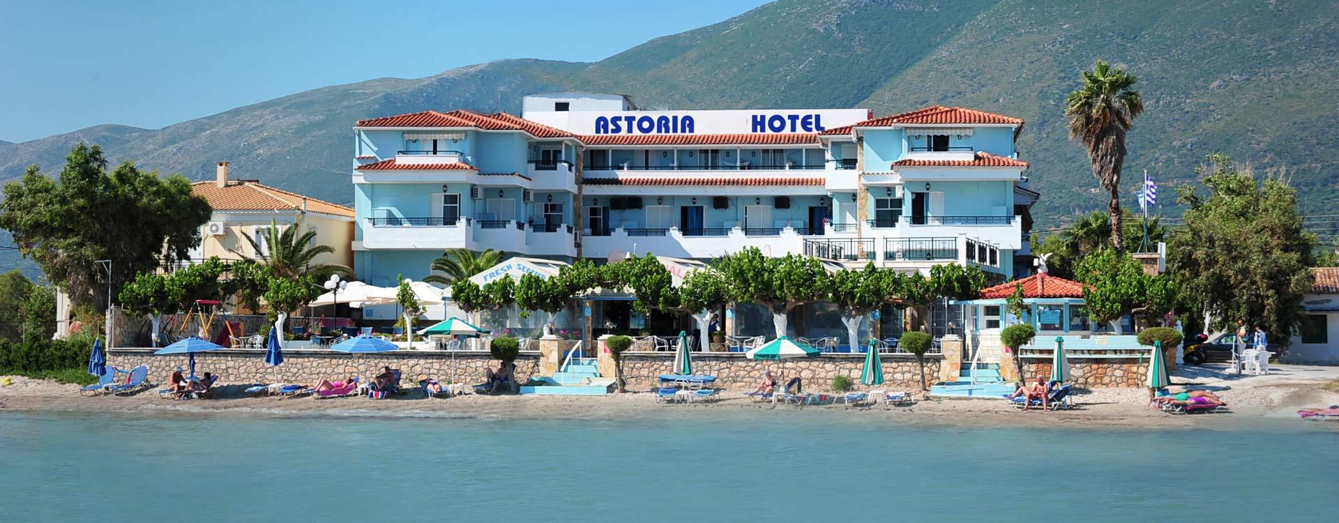 Astoria Hotel Alykes Zante Zakynthos